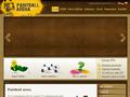 Náhled webu Paintball Plzeň