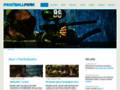 Náhled webu Paintball Hodonín
