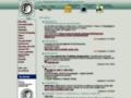 Náhled webu Česká parazitologická společnost