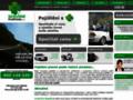 Náhled webu Servisní pojišťovna, a.s.
