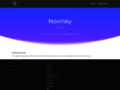 Náhled webu Tenisové pobyty pro všechny věkové kategorie