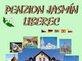 Náhled webu Penzion Jasmín Liberec