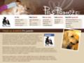 Náhled webu Pes pomůže
