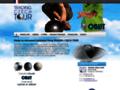 Náhled webu Petanque