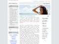 Náhled webu Petra Faltýnová