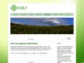 Náhled webu PGRLF, a. s.