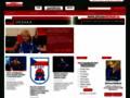 Náhled webu Magazín o Stolním Tenisu
