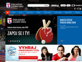 Náhled webu Česká asociace stolního tenisu