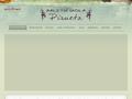 Náhled webu Baletní škola Pirueta Praha