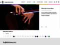 Náhled webu Pražská komorní filharmonie