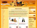 Náhled webu Plyšové hračky Otto-toys