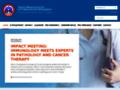 Náhled webu Česká pneumologická a ftizeologická společnost ČLS JEP