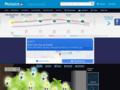 Náhled webu Předpověď počasí, která Vás potěší
