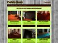 Náhled webu Jan Bureš - podlahářské práce.