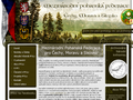 Náhled webu Pohanská federace