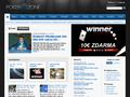 Náhled webu PokerZone.cz