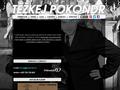Náhled webu Těžkej Pokondr