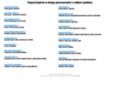 Náhled webu Info-servis