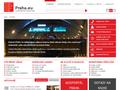 Náhled webu Praha