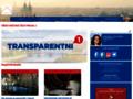 Náhled webu Praha 1
