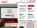 Náhled webu Praha 3