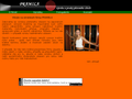 Náhled webu Pramila