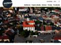 Náhled webu Muzeum Komenského v Přerově