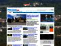 Náhled webu Informační server pro Příbram a Příbramsko