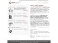 Náhled webu Půjčky, úvěry a hypotéky