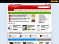 Náhled webu Pro Alergiky