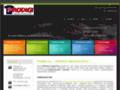 Náhled webu ProDigi
