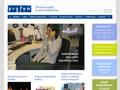 Náhled webu Konzultační středisko pro ženské projekty