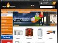 Náhled webu PROFI HEATING - Infrapanely, infrasauny, infraheating, infravytápění