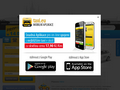 Náhled webu Profi taxi
