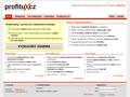 Náhled webu ProFiTux.cz