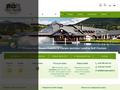 Náhled webu Prosper Golf Club Čeladná