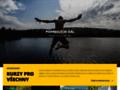 Náhled webu Prázdninová škola Lipnice