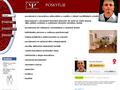 Náhled webu Lucian Kantor - poradenství