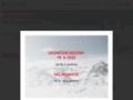 Náhled webu Půjčovna lyží a snowboardů u Hrošíka