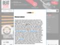 Náhled webu Rádio Beat