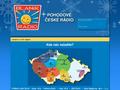 Náhled webu Rádio BLANÍK