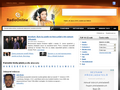 Náhled webu Radia  Online