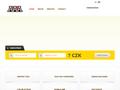 Náhled webu AAA Radiotaxi s.r.o.