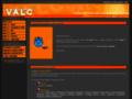 Náhled webu Radio Valc
