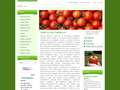 Náhled webu Rajčata.com