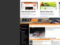 Náhled webu Rallyzone.cz