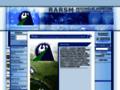 Náhled webu Regionální agentura pro rozvoj Střední Moravy