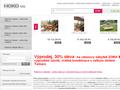 Náhled webu Zahradní nábytek z umělého ratanu