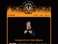 Náhled webu Kouzelník Ray Salman