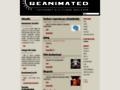 Náhled webu Reanimated